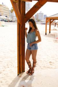 Selinasinspiration Style Fashion Beauty Travel Blog Trend Tel Aviv Israel Hummus Spring Mound Beach Jaffa Mango BikBok Zara Asos Steve Madden