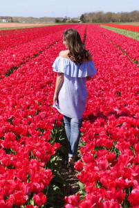 Selinasinspiration Style Fashion Beauty Travel Blog Trend Tulip Fever Zara Tommy Hilfiger Quay Australia Holland Flower Field