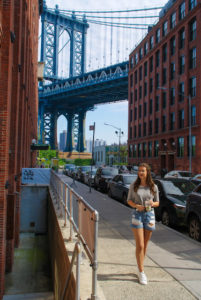 Selinasinspiration Style Fashion Beauty Travel Blog Trend New York City NYC  Brooklyn DUMBO One Girl Cookies Atrium