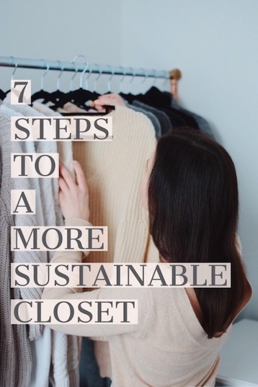 Beginners Guide to Fair Fashion | 7 Steps to a more sustainable closet
