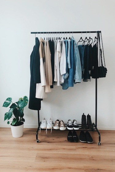 My Sustainable Spring Capsule Wardrobe | 30 Items