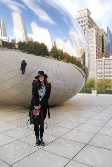 Toddling through Chicago