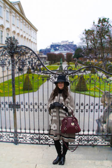 Catching the Melody of Salzburg