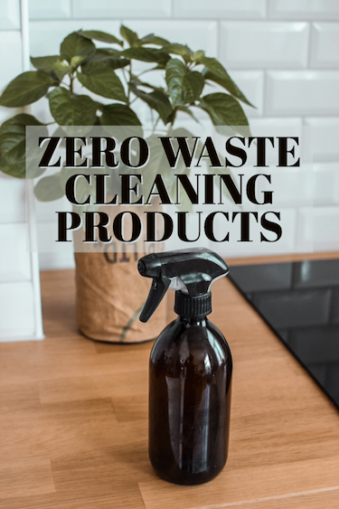DIY Cleaning Products | ZERO WASTE RECIPES