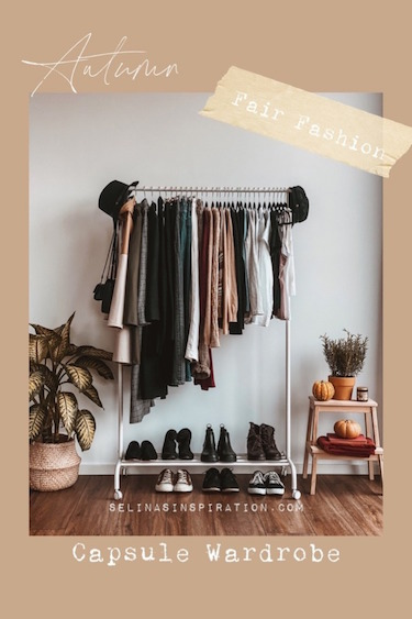 Autumn Capsule Wardrobe | FAIR FASHION