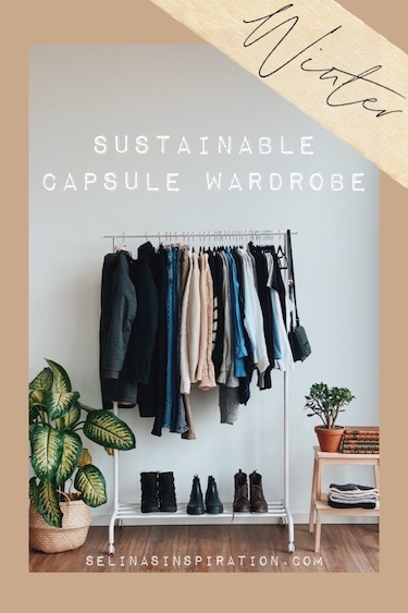 Winter Capsule Wardrobe | FAIR FASHION