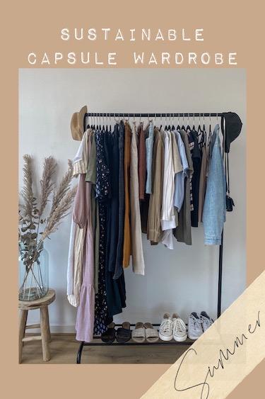 Summer Capsule Wardrobe | FAIR FASHION 2020